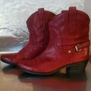 Franco Sarto Waco Short Western Boot